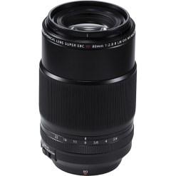 Fujifilm XF 80mm F2.8 R LM OIS WR Macro - Objectif