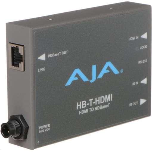 CONVERTISSEUR AJA HDMI VERS HDBASET
