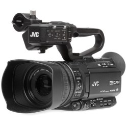 camescope 4K streaming JVC GY-HM180