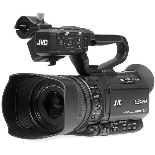 CAMERA 4K JVC GY-HM180E