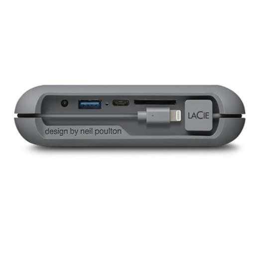 LaCie 2 To DJI Copilot USB-C - Disque Dur Externe