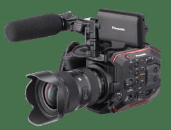 camera panasonic eva1