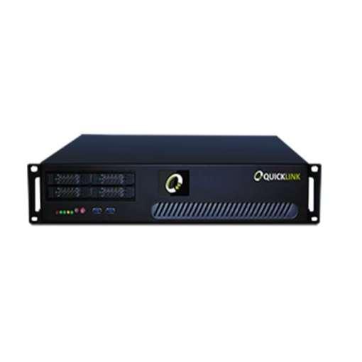 SERVEUR DE RECEPTION QUICKLINK 2 CANAUX HD-SDI HDMI