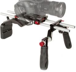 Epaulière Shape pour caméra Sonu PXW-FS5 et FS5 Mark II