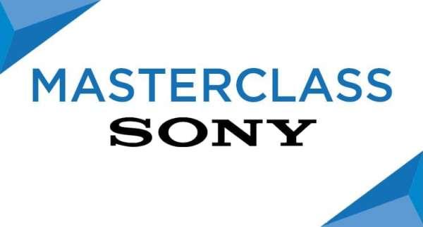Masterclass Sony 12 février 2014