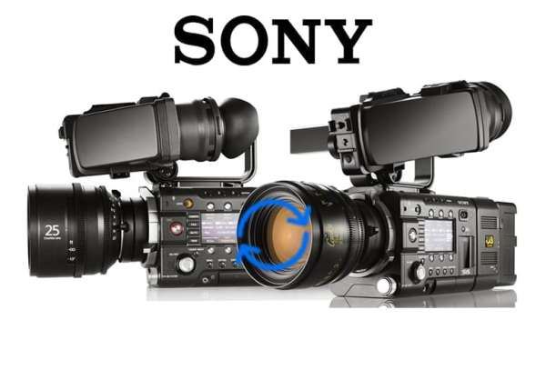 Mise à jour firmware SONY PMW-F5 & F55 : version 1.22