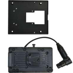 adaptateur batterie v-mount tvlogic vm-232w-a