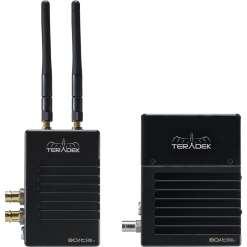 TRANSMETTEUR + RECEPTEUR TERADEK HF BOLT LT 500 HD-SDI