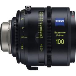 ZEISS Supreme Prime 100mm T1.5 (PL, imperial) - Objectif Prime Cinéma