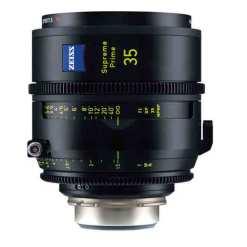 ZEISS Supreme Prime 35mm T1.5 (PL, imperial) - Objectif Prime Cinéma