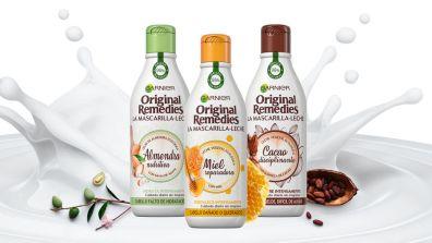 Original Remedies Mascarilla Leche