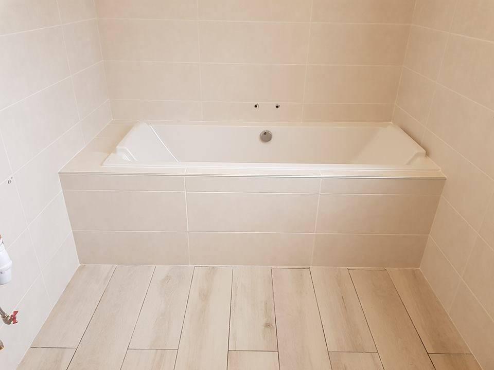 bains proche le havre carrelage
