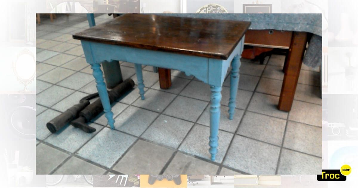 achat table bistrot ancienne occasion grigny troc com
