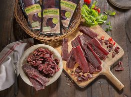 Walz Beef Jerky 20 mal 100 g 2,0  kg geschnitten Geschmaksrichtung frei wählbar