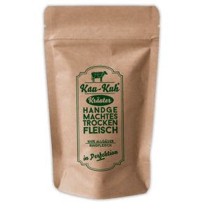 Kau-Kuh Kräuter Trockenfleisch