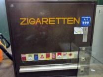 Zigarettenautomat NN