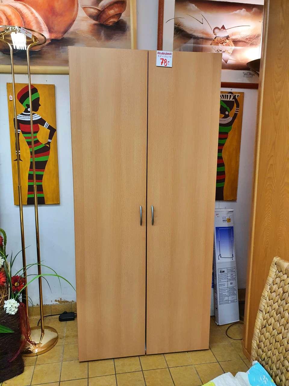 Kleiderschrank Holz Buche
