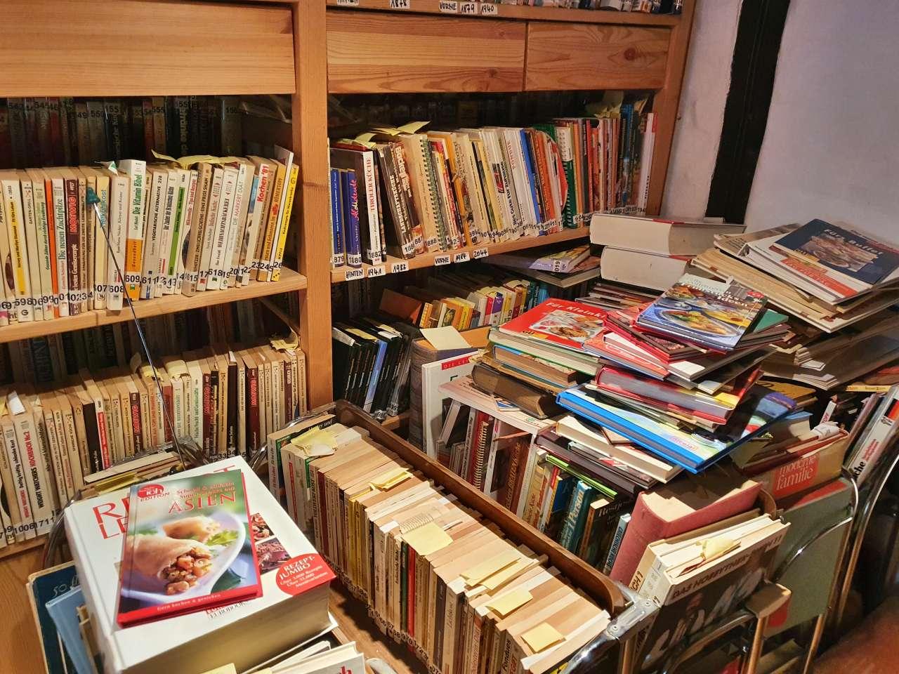 Grosse Sammlung / Konvolut an Kochbüchern 02