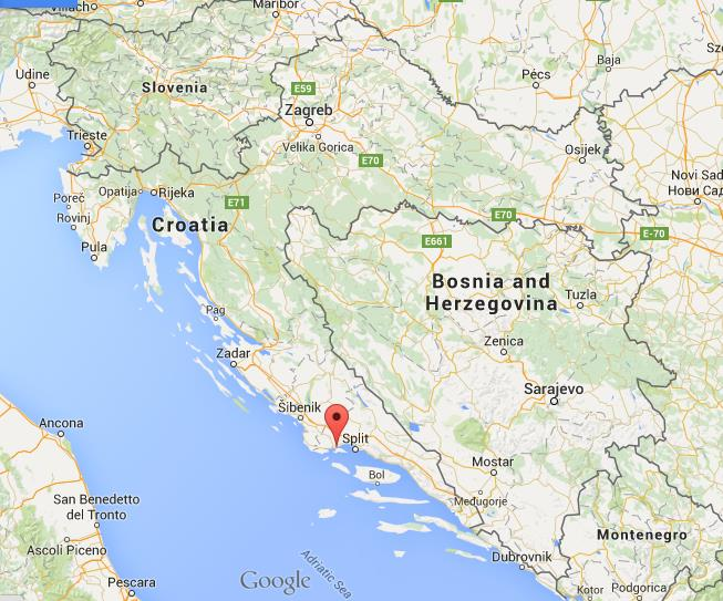 Where-is-Trogir-on-map-Croatia