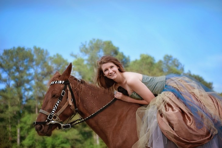 horse riding enhances coordination