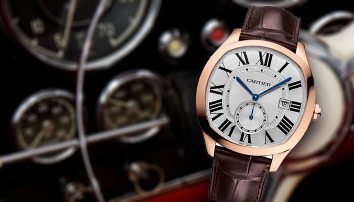 'Drive de Cartier', La Maison's New Men's Watch, Will Be Available In April!