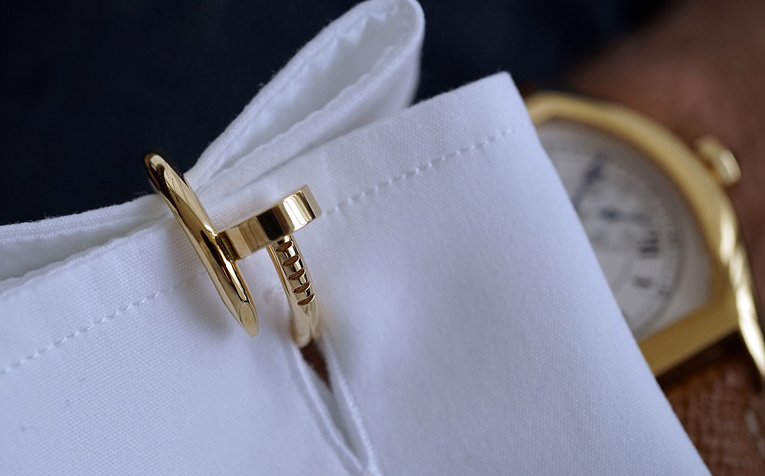 Aldo Cipullo Hits The Nail On The Head: From Cult Designer to Cartier's Cash Cow!