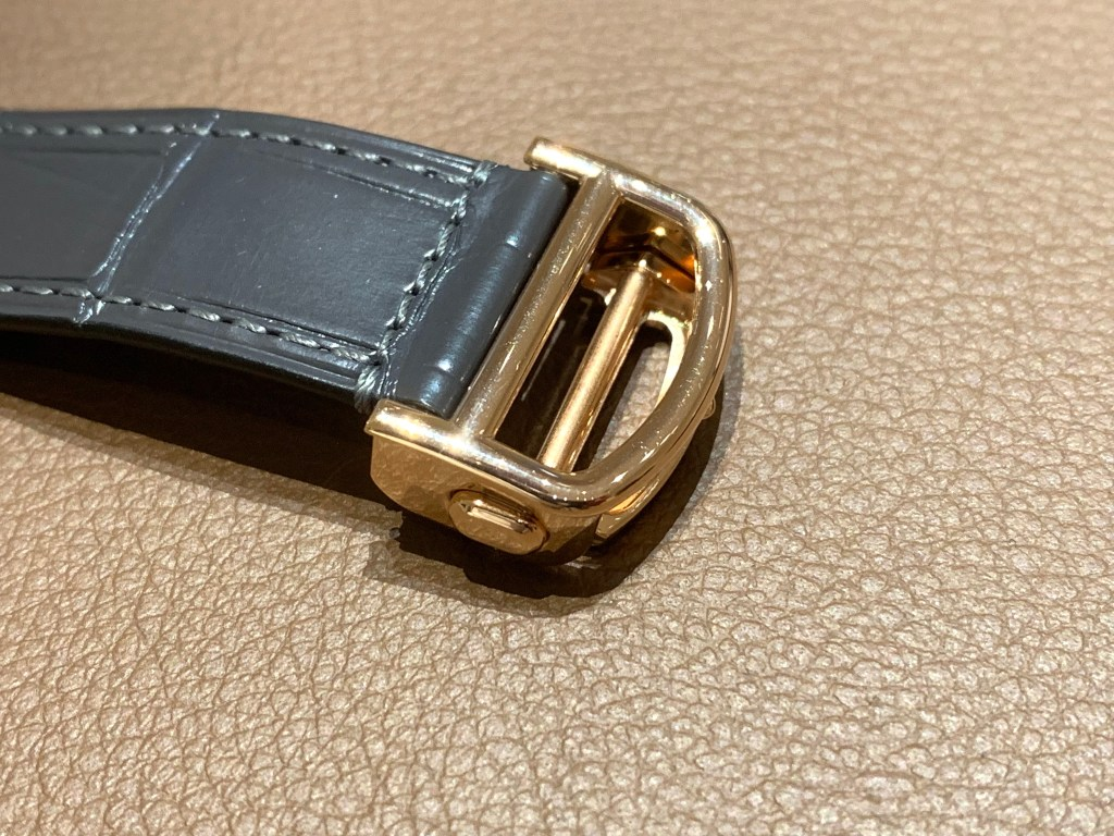The Biggest News At SIHH From Cartier Was Not A Watch, But A Clasp