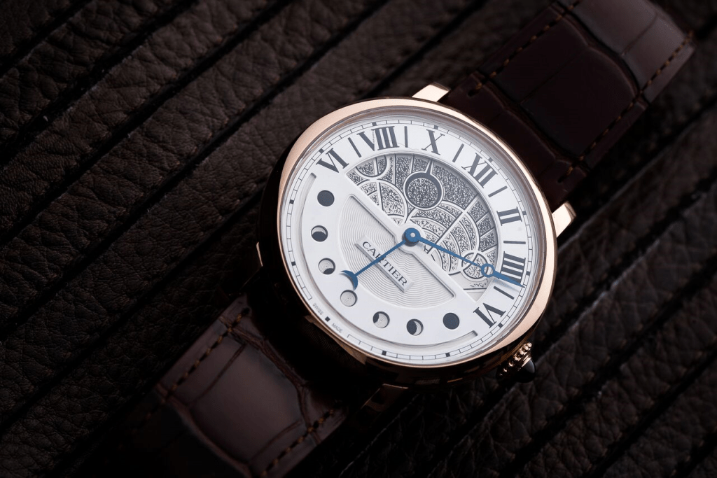 Haute Complication: Rotonde de Cartier Day and Night