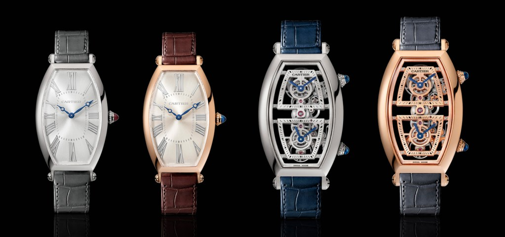 Cartier Revives The Age Of Elegance With The 2019 Tonneau Models
