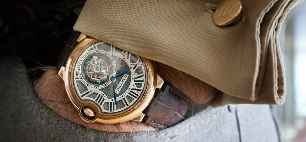 Cartier's Ballon Bleu Tourbillon: Bigger Is Not Always Better!