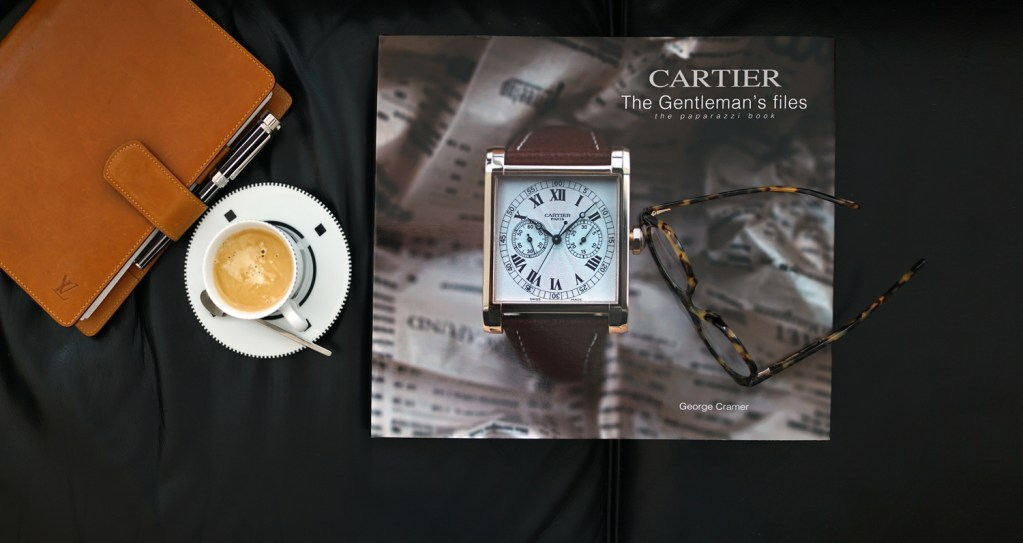'The Gentleman's Files' – My Book About Cartier's Men's Watches, Is Out Now!