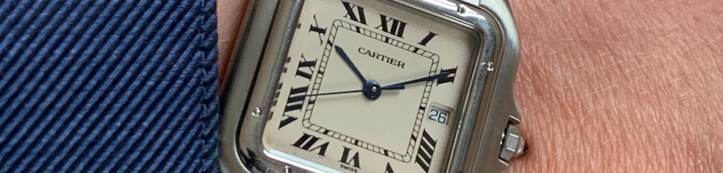 The Panthère de Cartier: The Slightly Under appreciated Male Icon