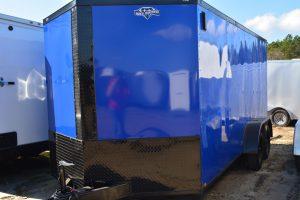 7 X 18 cargo trailer