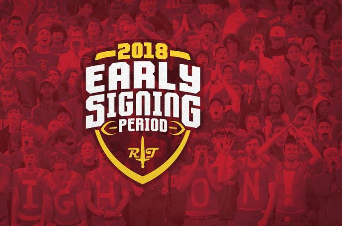 USC 2018 Early Signing