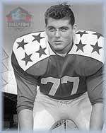 1968 #1 Draft Selection USC Ron Yary