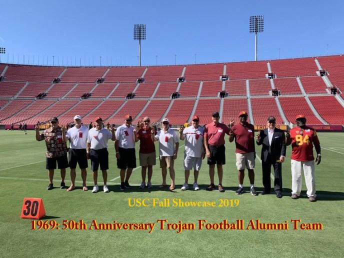 1969 50th Anniversary Team