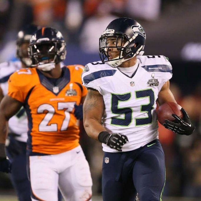 USC Malcom Smith Super Bowl XLVIII MVP Seattle Seahawks