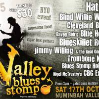 Numinbah Valley Blues Stomp