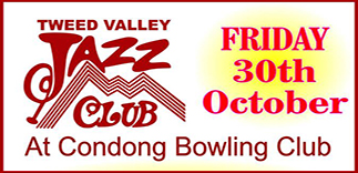 Trombone Kellie & the Muddy Roaders at Condong Jazz Club