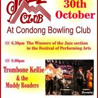 Tweed Valley Jazz Club Oct 30 Friday 2015