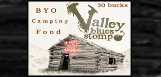 Numinbah valley Blues Stomp