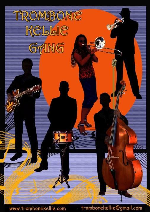 Trombone Kellie Gang