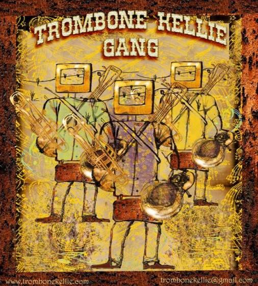 Trombone Kellie Gang 3 pieces