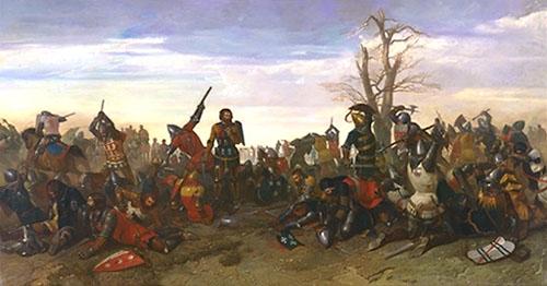 Penguilly l'Haridon: Le Combat des Trente / Emgann an Tregont