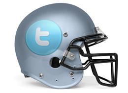 Twitter Helmet
