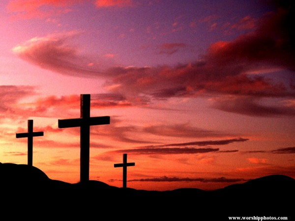 3 Crosses @ Sunset