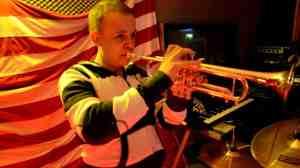 Unsere Schüler - Trompetenunterricht