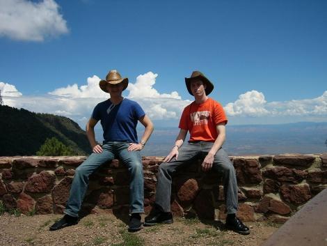 Bjørnar og Ian