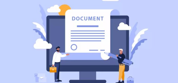 Document capture software