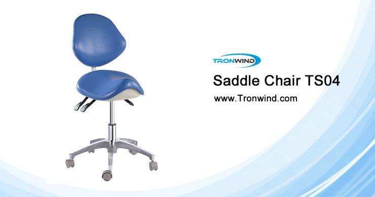 Tronwind saddle chair TS04